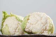 Free Fresh Cauliflower Royalty Free Stock Images - 17109519