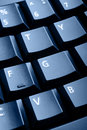 Free Buttons Of Keyboard Close Up Royalty Free Stock Photo - 17110775