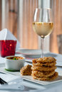 Free Fried Green Tomatoes Stock Images - 17115694