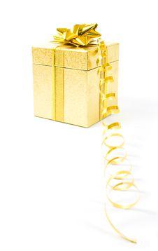 Free Gift-box Royalty Free Stock Image - 17110366