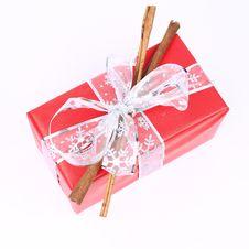 Free Christmas Gift Stock Image - 17111381