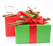 Free Christmas Gifts Stock Photo - 17111450