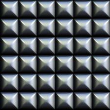 Metal Squares Stock Images