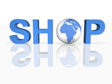 Free Global Shopping Stock Images - 17113614