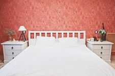 Free Bedroom Royalty Free Stock Image - 17113996
