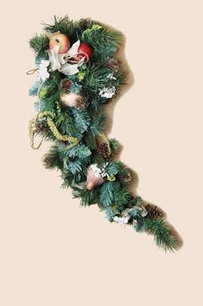 Free Christmas Decoration. Royalty Free Stock Image - 17114996