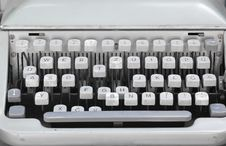 Free Retro Typewriter Stock Photos - 17115343