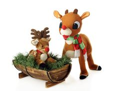 Free Rudolph And Son Stock Photo - 17115860