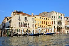 Free Venetian Grand Channel Stock Image - 17117061