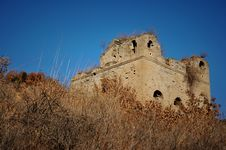 Free Greatwall Royalty Free Stock Image - 17117316