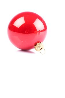 Free Christmas Ball Royalty Free Stock Photo - 17118605