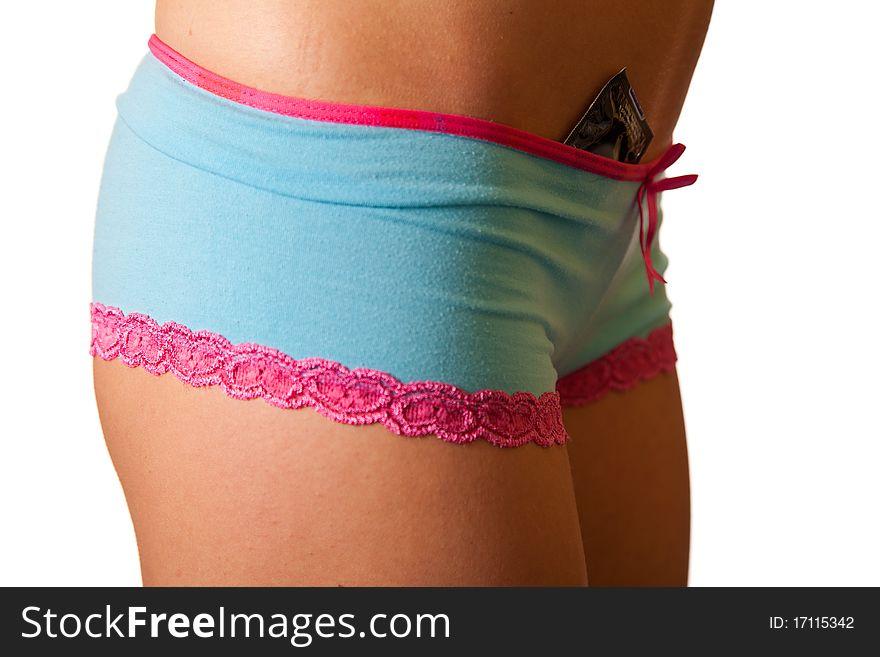 Female Condom Holder Panties Images