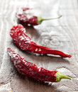 Free Dried Chili Pepper Stock Photography - 17126922