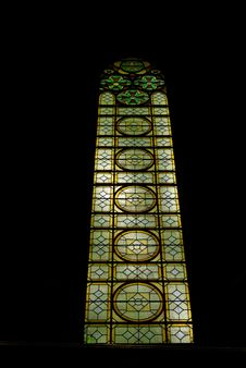 Free Stained Glass Window Stock Photos - 17121213