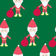 Free Christmas Seamless Background Stock Images - 17121734