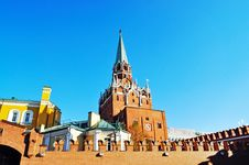 Free The Kremlin Royalty Free Stock Photos - 17121868
