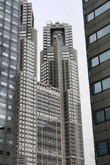 Free Skyscraper Royalty Free Stock Images - 17121989