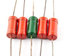 Free Resistor Stock Photo - 17122230