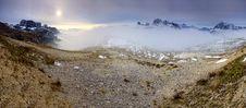 Free Mountains Over The Fog Stock Photo - 17122700