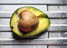 Free Avocado_01 Royalty Free Stock Photography - 17123217