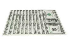 Free Dollars Royalty Free Stock Photo - 17123725