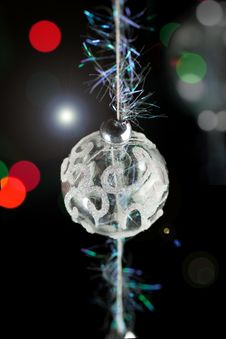 Free Christmas Ball Stock Images - 17124104