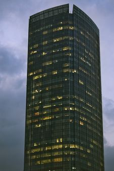Free Skyscraper Stock Photo - 17124510