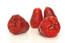 Free Rose Apple Royalty Free Stock Photography - 17125257