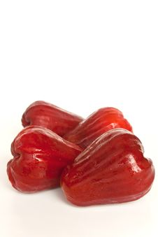 Free Rose Apple Royalty Free Stock Images - 17125279