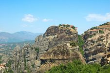 Free Meteora Greece Stock Photo - 17125800