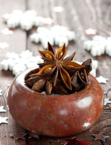 Free Star Anise Stock Image - 17126531