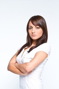 Free Businesswoman Stock Images - 17126944