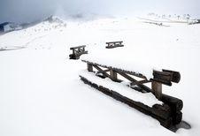 Free Winter Landscape Stock Photography - 17127262
