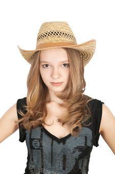 Free Girl Stock Photography - 17128872