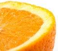 Free Orange Cut Royalty Free Stock Photography - 17133417