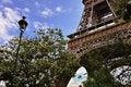 Free France Paris Eiffel Tower Stock Photo - 17138800