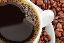 Free Black Coffee Stock Images - 17131584