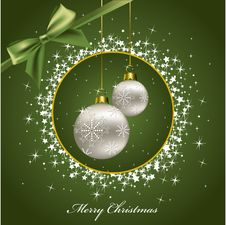 Free Christmas Background Royalty Free Stock Photos - 17131788
