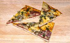 Free Pizza Stock Photo - 17131980