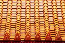 Free Temple S Roof Stock Images - 17132004