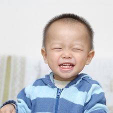 Free Laughing Baby Stock Images - 17132674