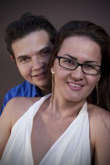 Free Happy Couple Royalty Free Stock Photo - 17132925