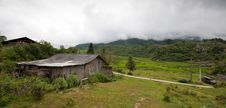 Free Wooden House, Vietnam Stock Image - 17133141