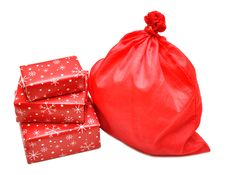 Free Bag And Box Stock Images - 17133334