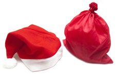 Free Bag And Cap Royalty Free Stock Image - 17133346