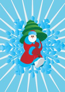 Free Santa Claus Stock Photo - 17133510