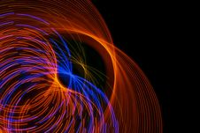 Free Light Circles Stock Image - 17133911