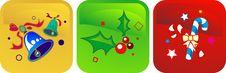 Free Christmas Icon Stock Photos - 17134623