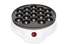 Free Dutch Pancake Maker On White Royalty Free Stock Photo - 17136785