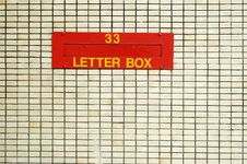 Free Mailbox Stock Photography - 17138092